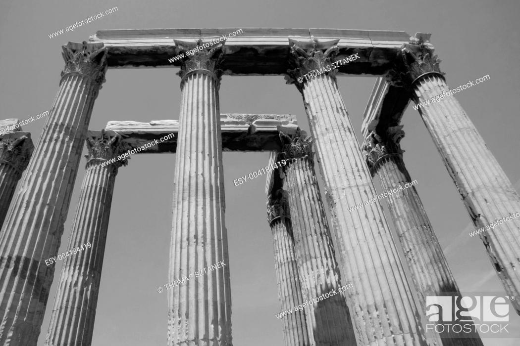 Stock Photo: Ancient Greece.