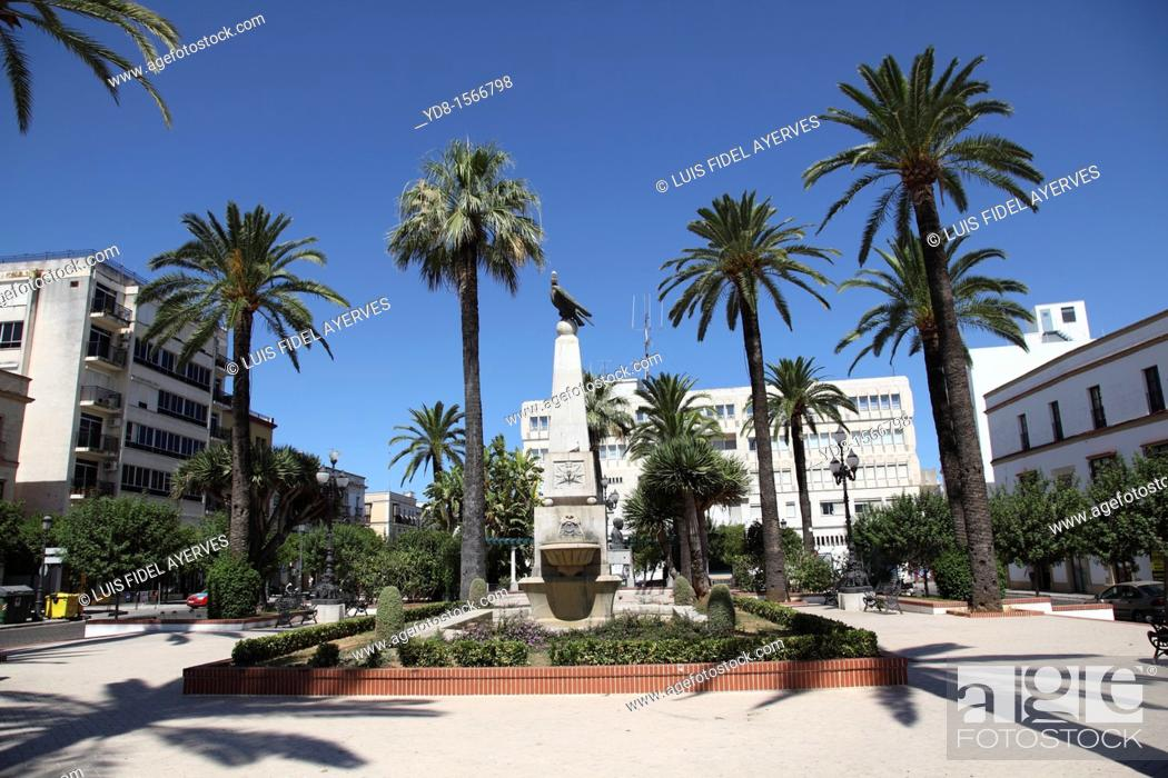Imagen: Plaza de las Angustias of Jerez de la Frontera, Cadiz, Andalusia, Spain, Europe.