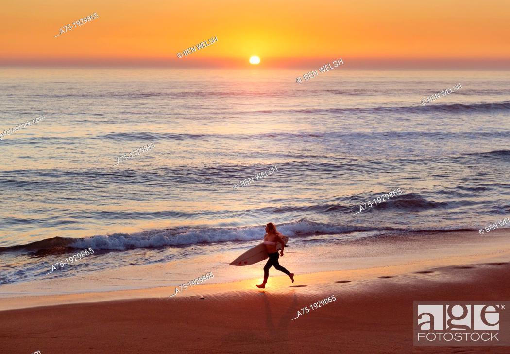 Imagen: Playa El Palmar, Costa de la Luz, Cadiz, Andalusia, Spain, Europe.