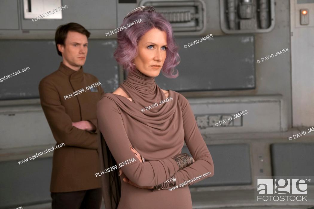 "Stock Photo: Laura Dern is Amilyn Holdo in """"Star Wars: The Last Jedi"""" (2017)."