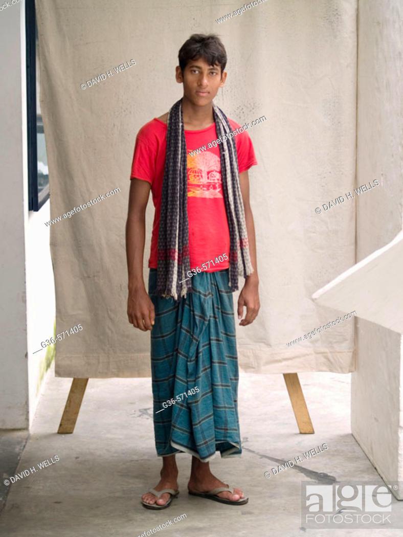 Stock Photo: Golam Sarnar, 20 years old, 5'4', 35 KGs, ,.