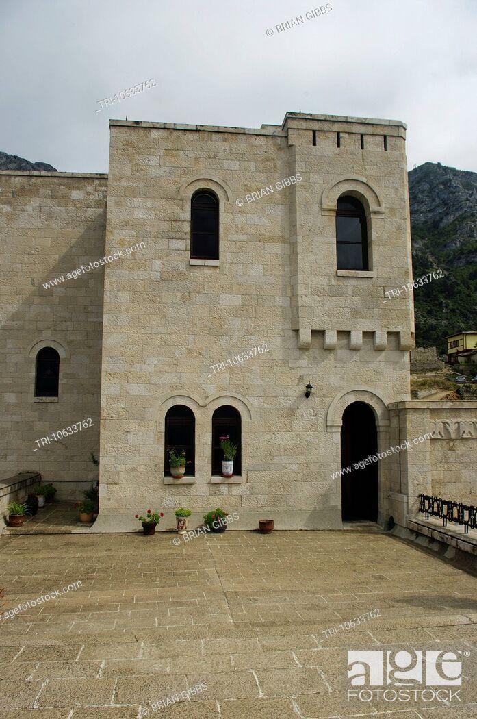 Imagen: Skandderbeg Castle Museum Kruja Albania.