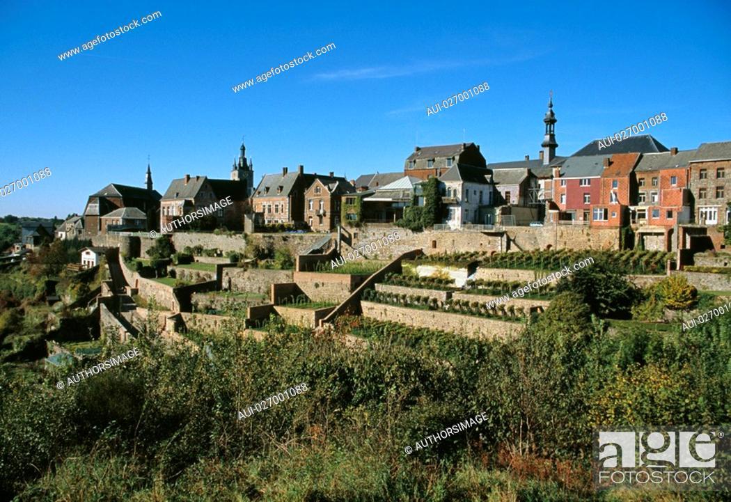 Stock Photo: Belgium - Wallonia - Thuin.