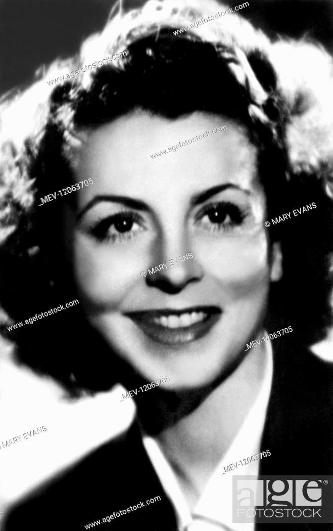 Stock Photo: Renee Saint-Cyr Actress 01 May 1930.