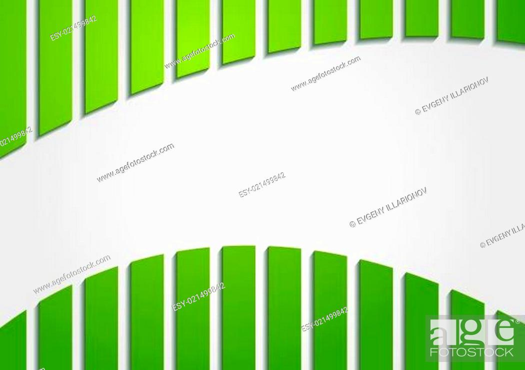 Stock Photo: Colourful abstract green backdrop.