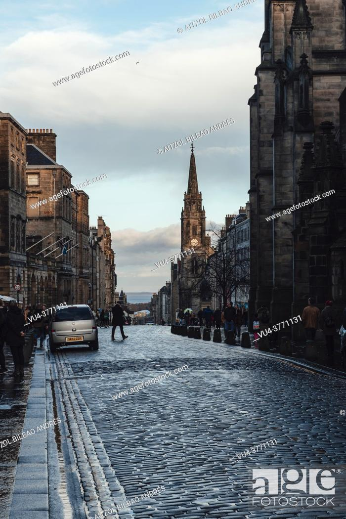Imagen: Edinburgh's Old and New Towns were listed as a UNESCO World Heritage Site in 1995 in recognition of the unique character of the Old Town with its medieval.