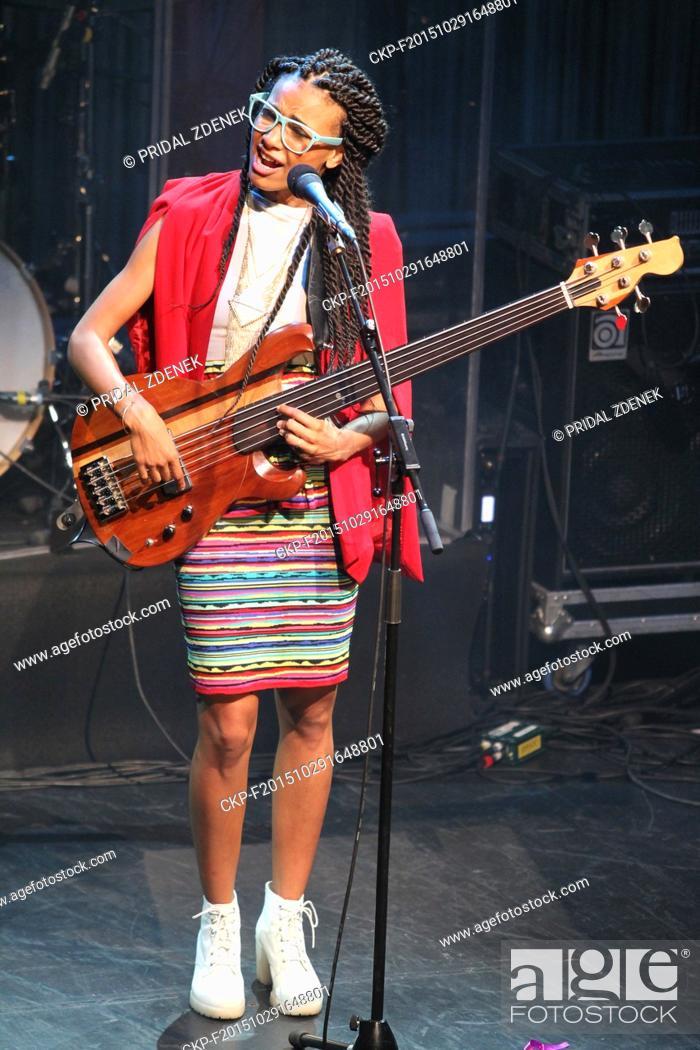 Esperanza Spalding Bass