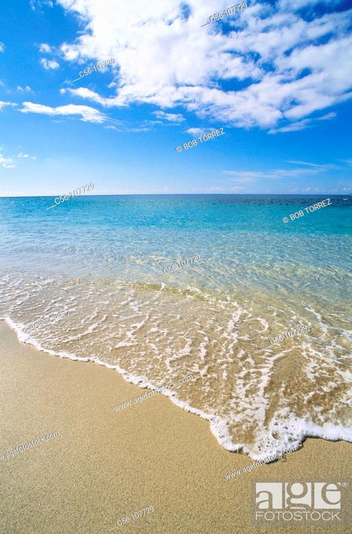 Stock Photo: Sea.