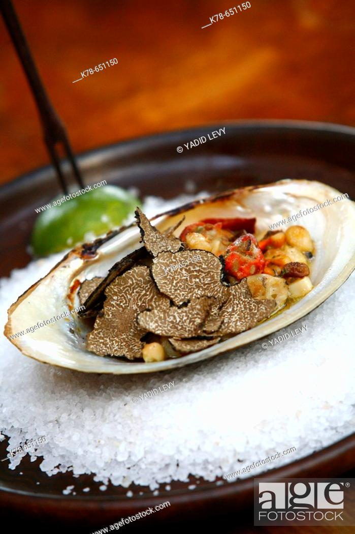 Stock Photo: Gastronomy, Costa Rica.