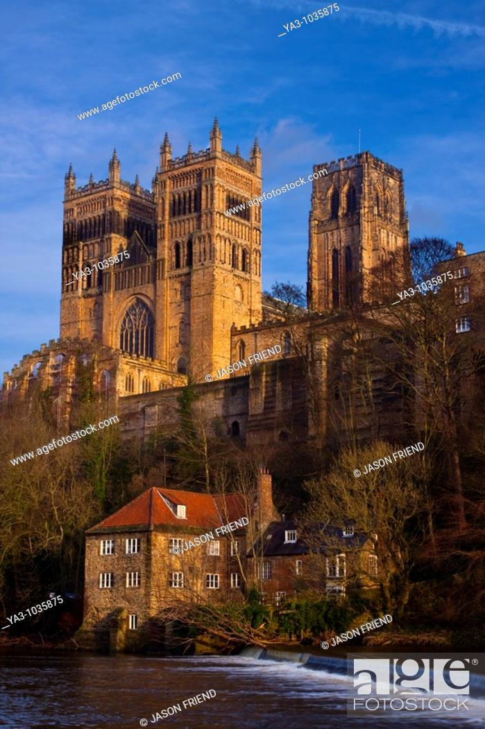 England County Durham Durham City Fulling Mill On The Banks Of The