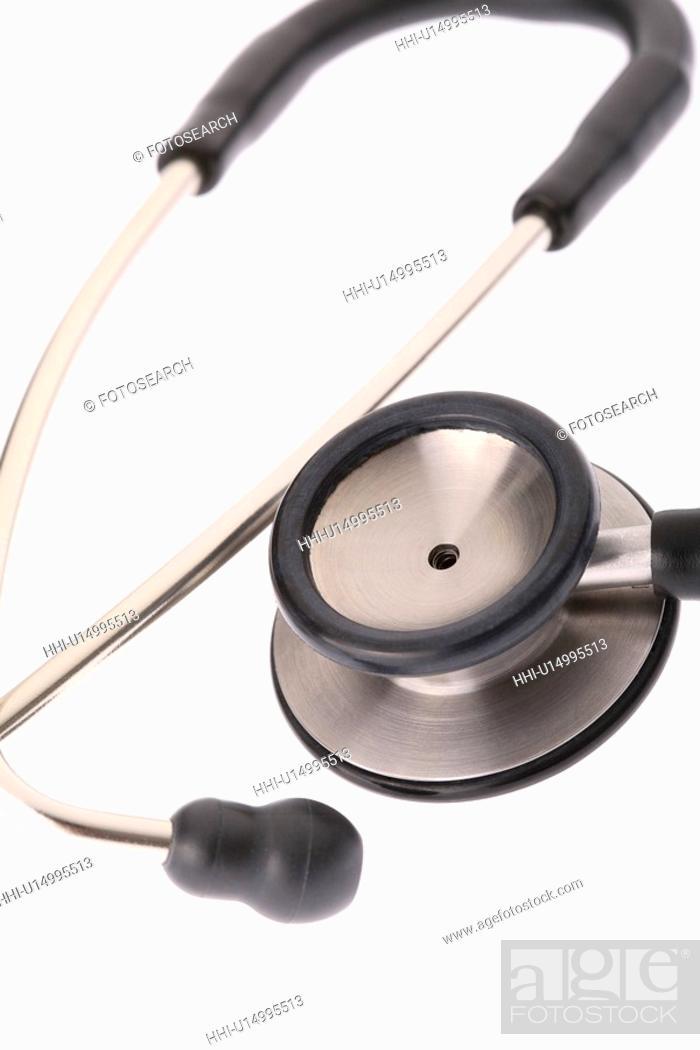 Stock Photo: Stethoscope.