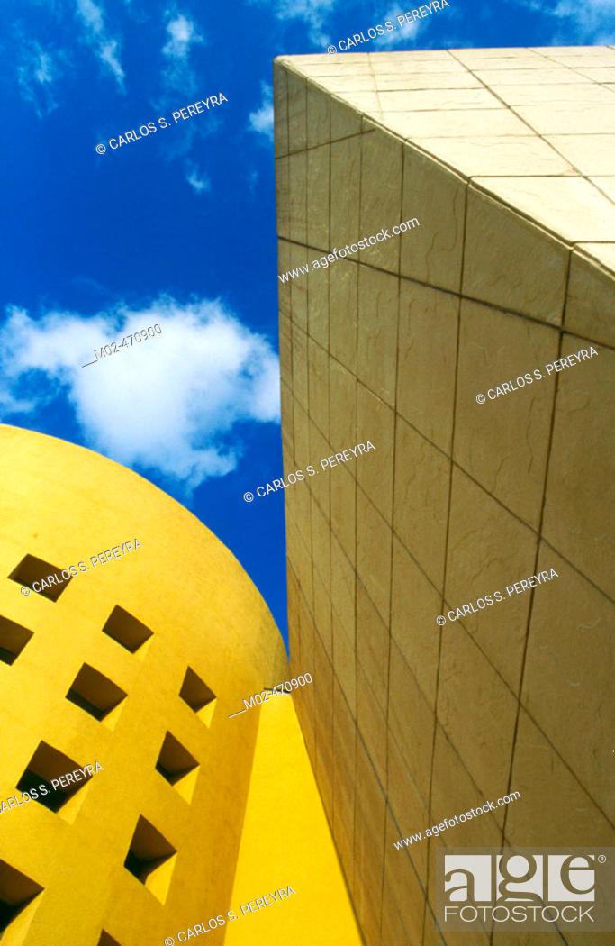 Stock Photo: Architecture. Mexico.