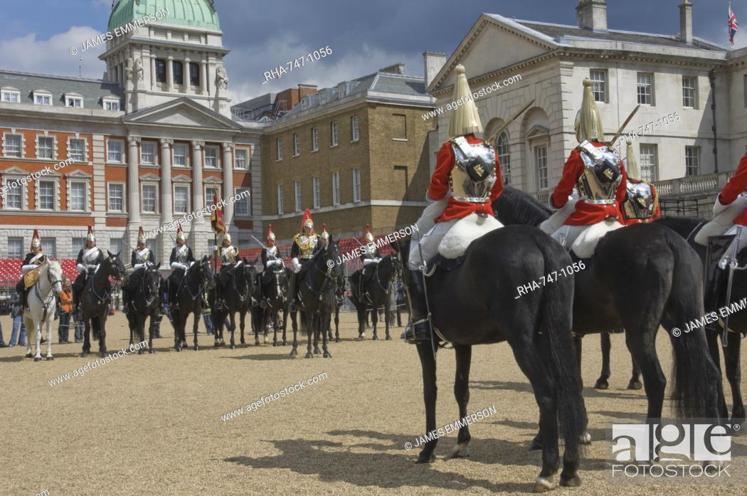 The Changing of the Guard, Horse Guards Parade, London