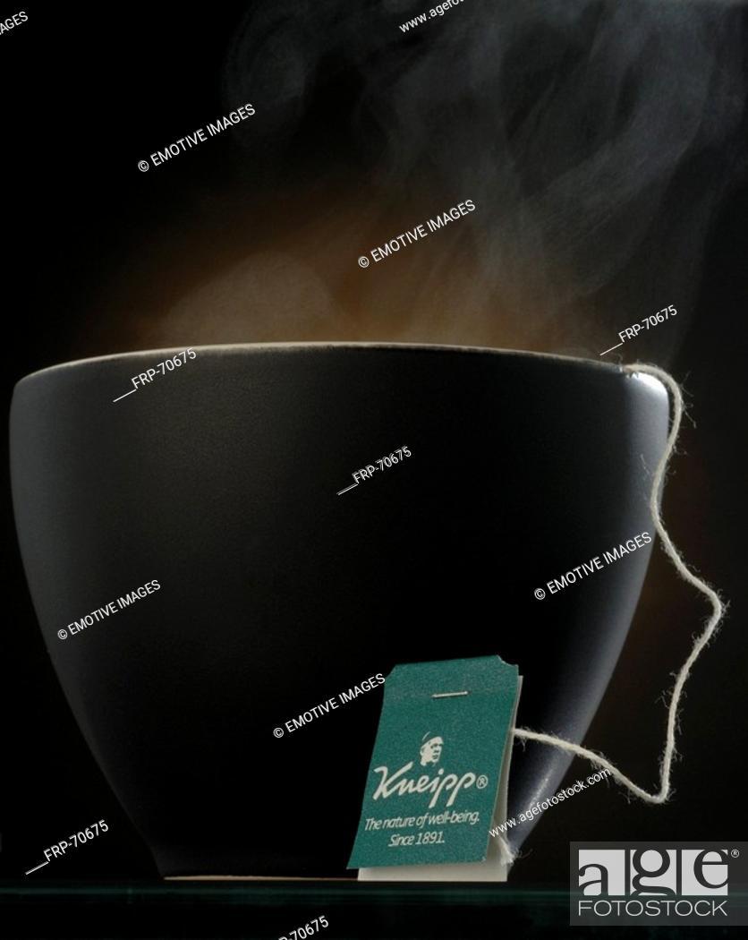 Stock Photo: Tea of Herbs.