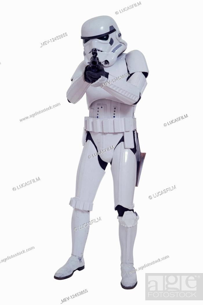 Stormtrooper Film Star Wars Star Wars Episode Iv A New Hope Usa 1977 Neuer Titel Auch Stock Photo Picture And Rights Managed Image Pic Mev 12453855 Agefotostock