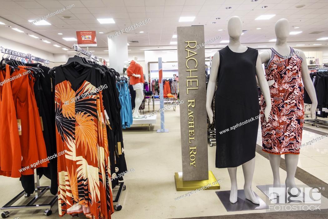 329ec3f87c9 Florida, Jensen Beach, Macy's Department Store, inside, shopping ...