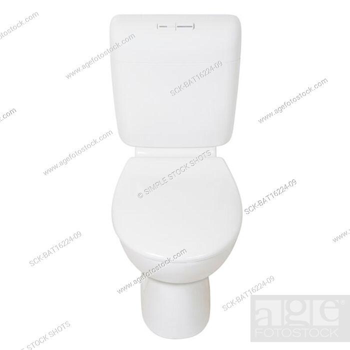 Stock Photo: toilet.