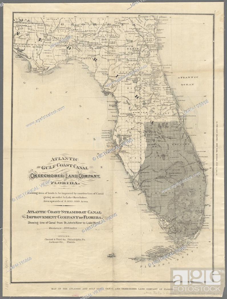 Atlantic and Gulf Coast Canal and Okeechobee Land Company of ...