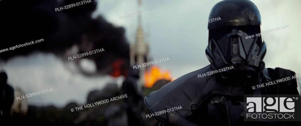 Stock Photo: Rogue One: A Star Wars Story Ph: Film Frame.