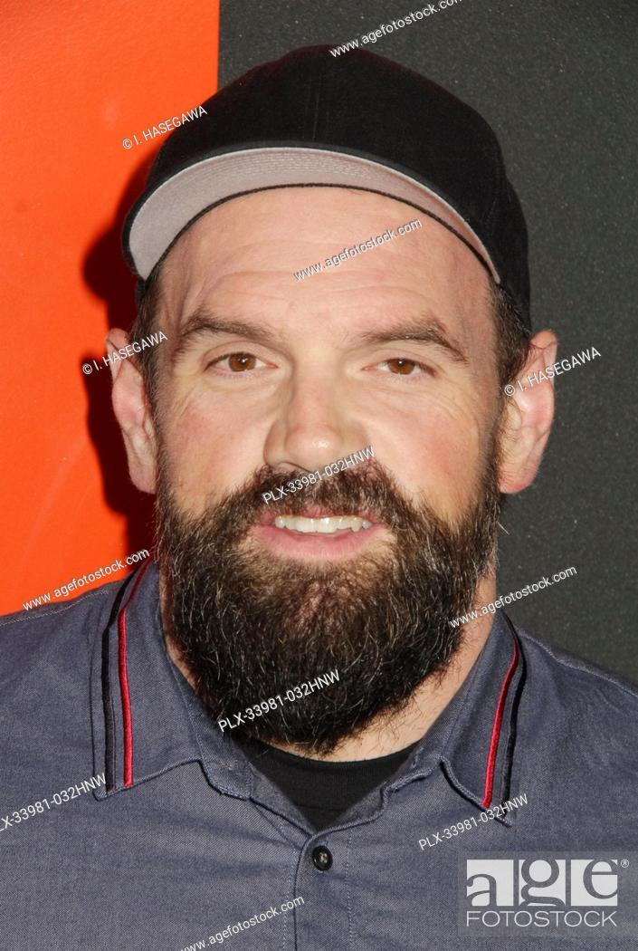 """Stock Photo: Ethan Suplee 03/09/2020 The Special Screening of """"""""The Hunt"""""""" held at The ArcLight Hollywood in Los Angeles, CA. Photo by I."""