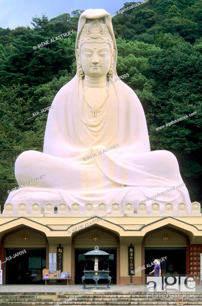 Stock Photo: Japan - Kyoto - Higashiyama District - Sanctuary.