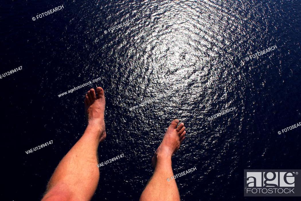 Stock Photo: water, sea, ocean, pool, lake, pond.