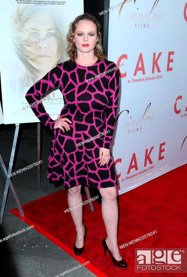 Los Angeles Premiere Of Cake Held At Arclight Hollywood In