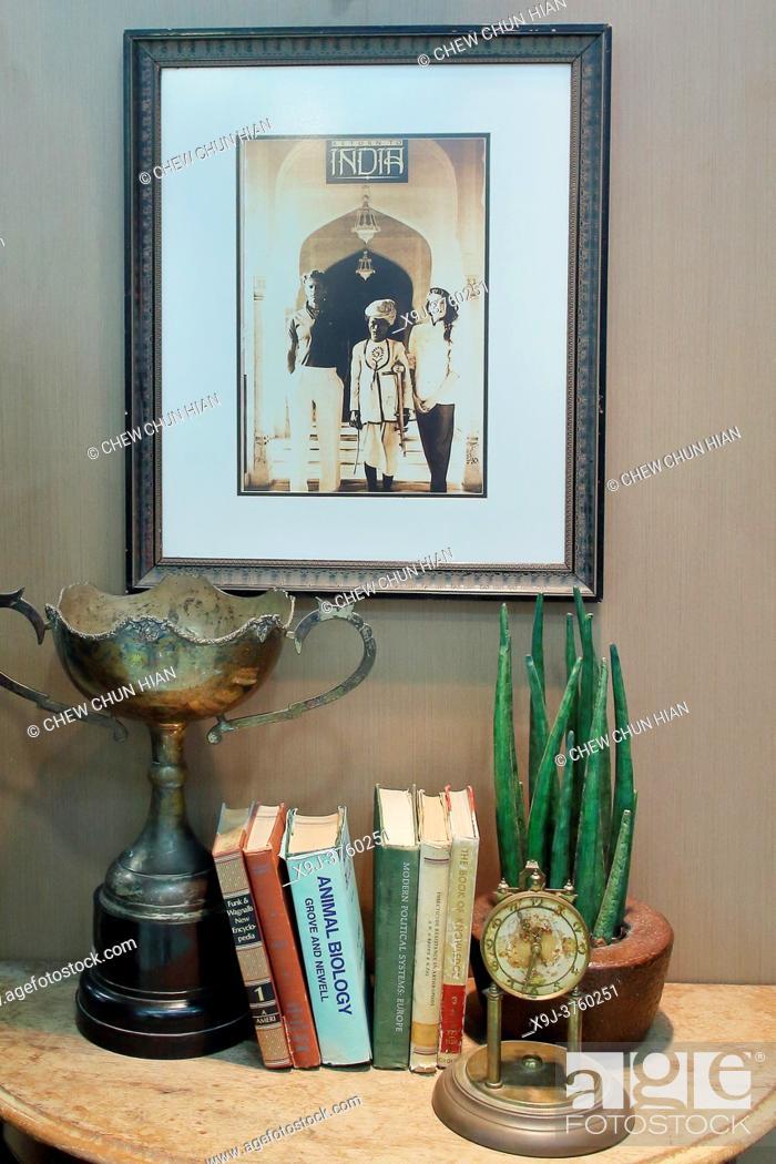 Photo de stock: Home decoration.