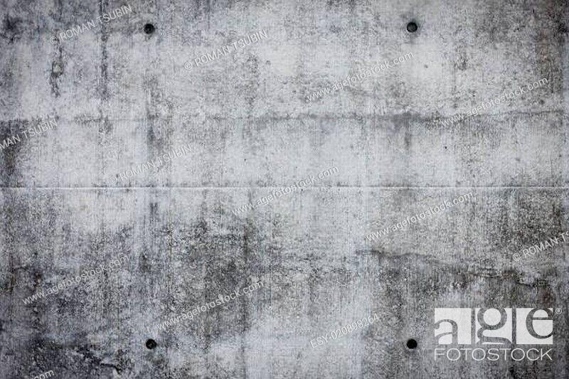 Stock Photo: Black and white stone grunge background.