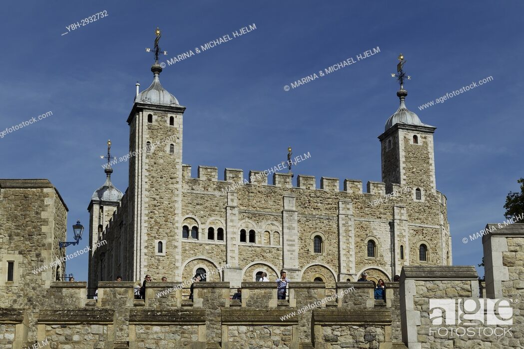 Imagen: Tower of London, London; England; Great Britain.