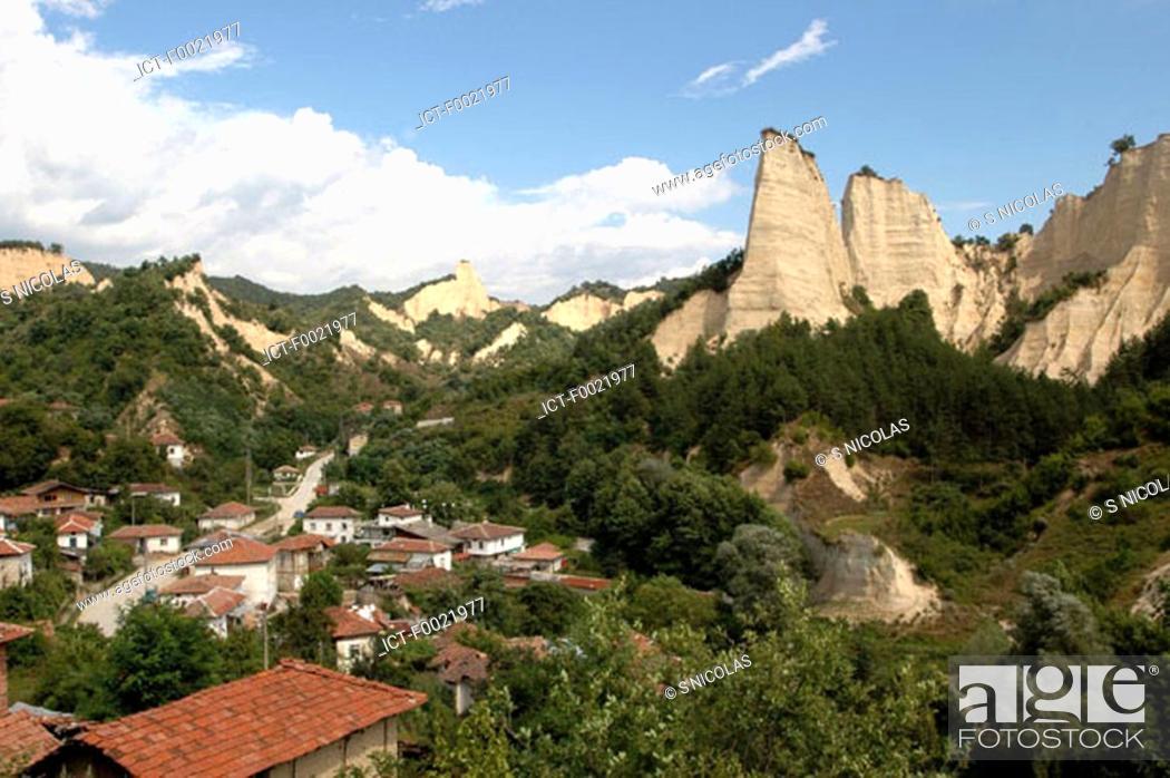 Stock Photo: Bulgaria, Rozhen.