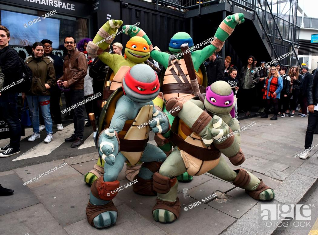HYPE  x Teenage Mutant Ninja Turtles launch party featuring