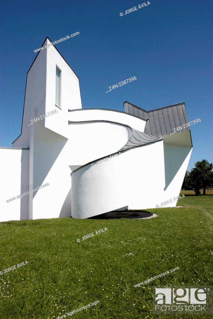 Imagen: Vitra Design Museum, Weil am Rhein, Germany.