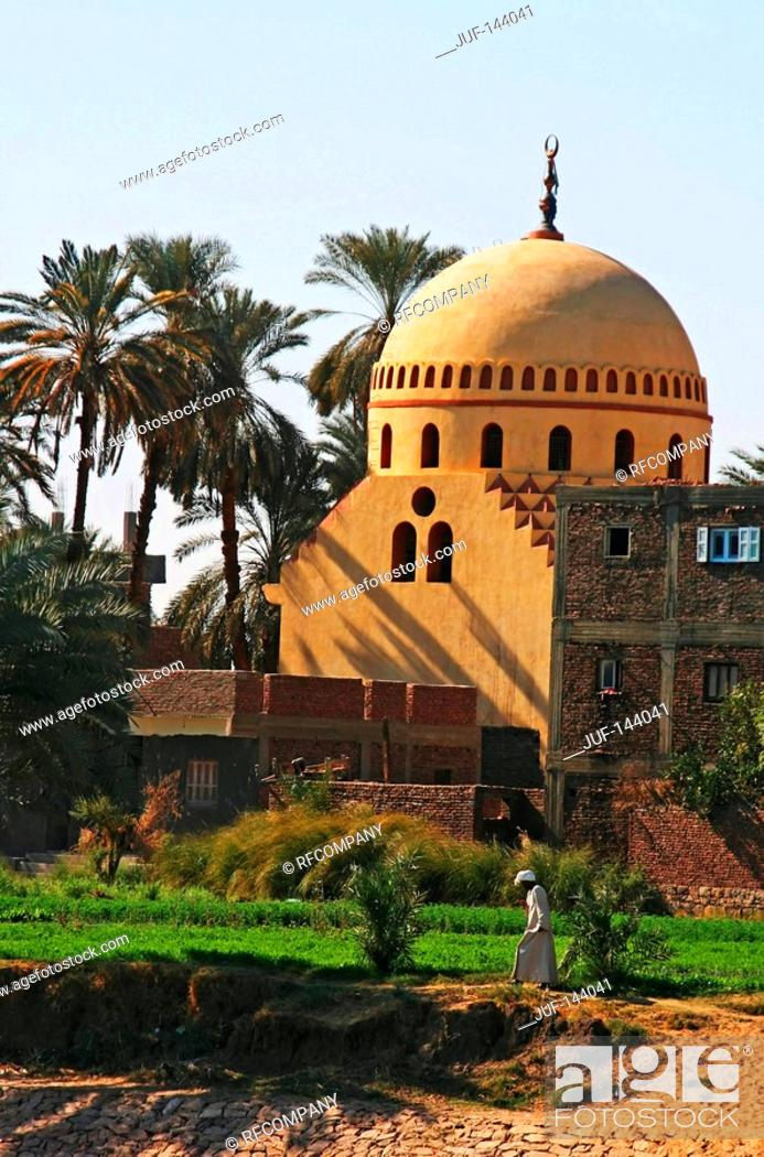 Stock Photo: Egypt: mosque.