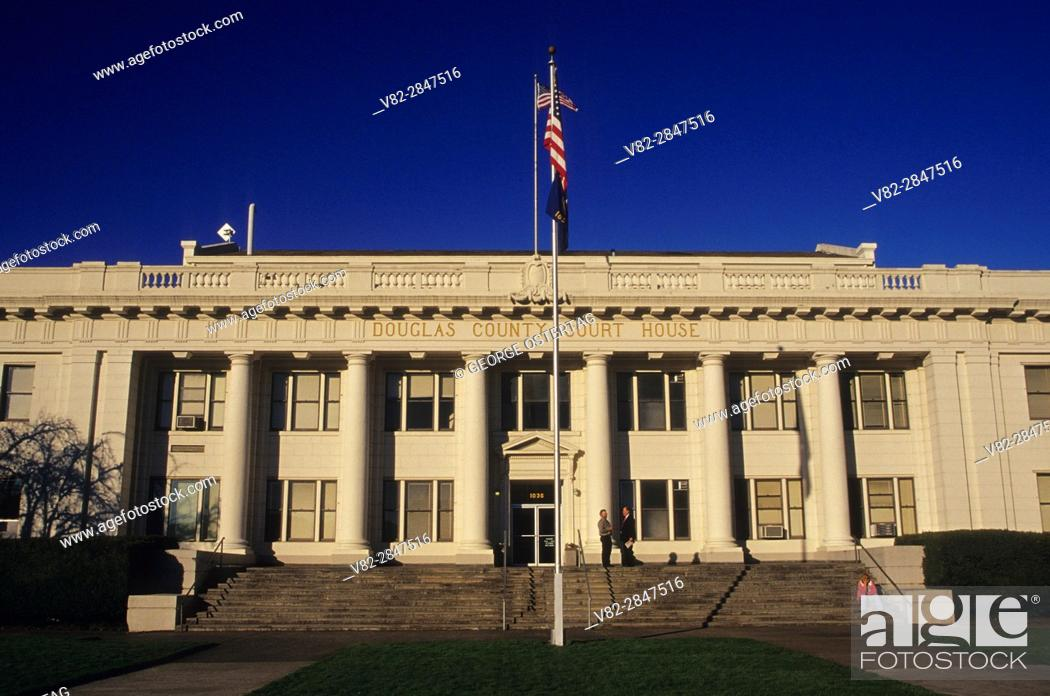 Douglas county courthouse Stock Photos and Images | age