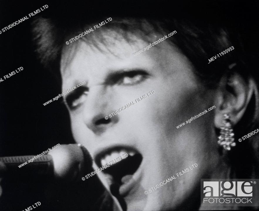 Ziggy Stardust and the Spiders from Mars (1973)David Bowie, Stock
