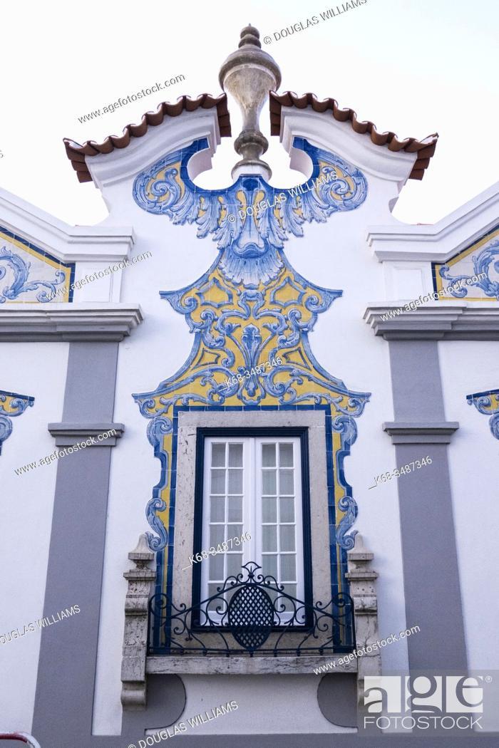 Imagen: House in Cascais, Portugal.
