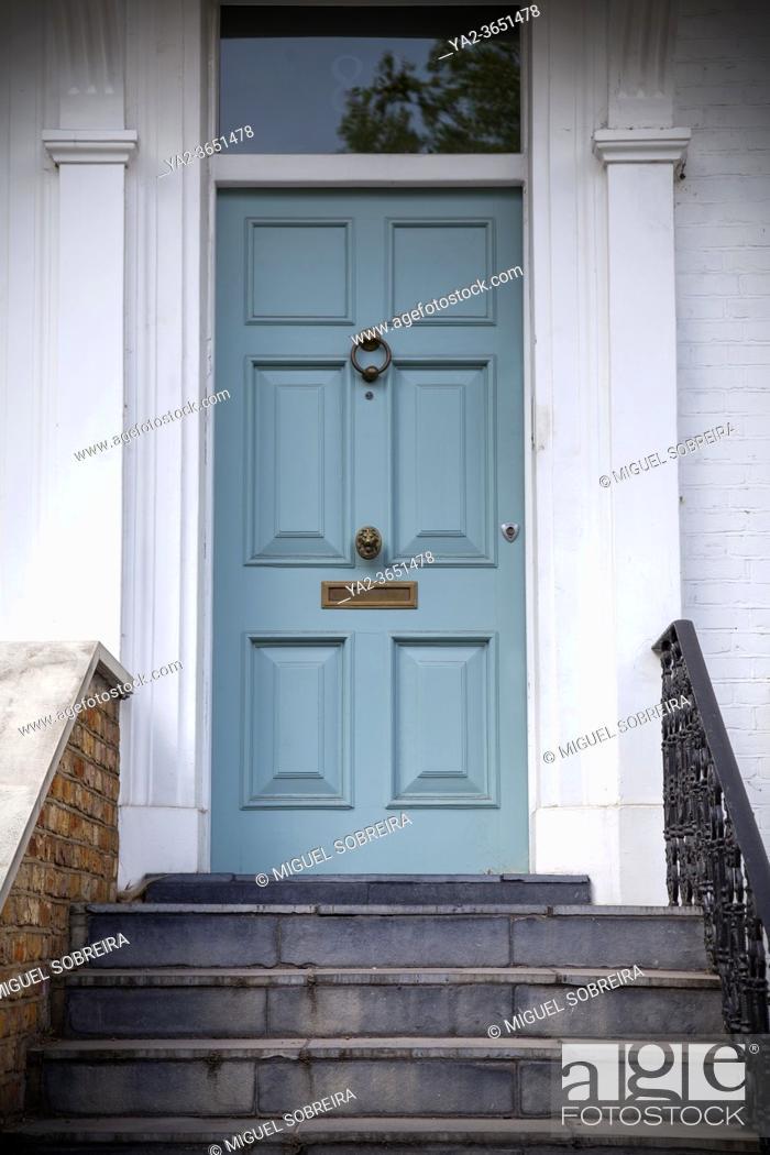 Stock Photo: Front Door.