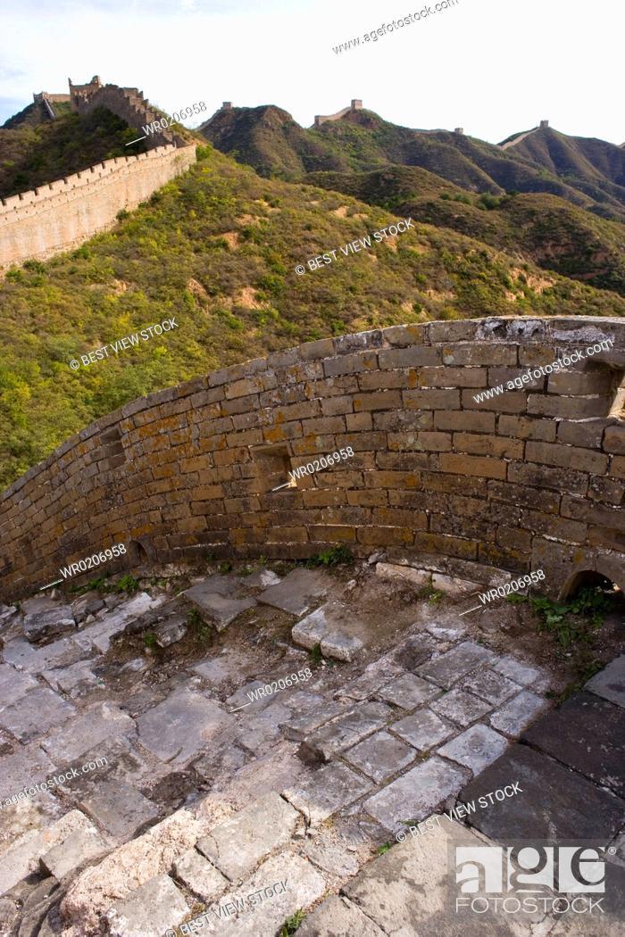 Imagen: Great Wall of Jinshanling.