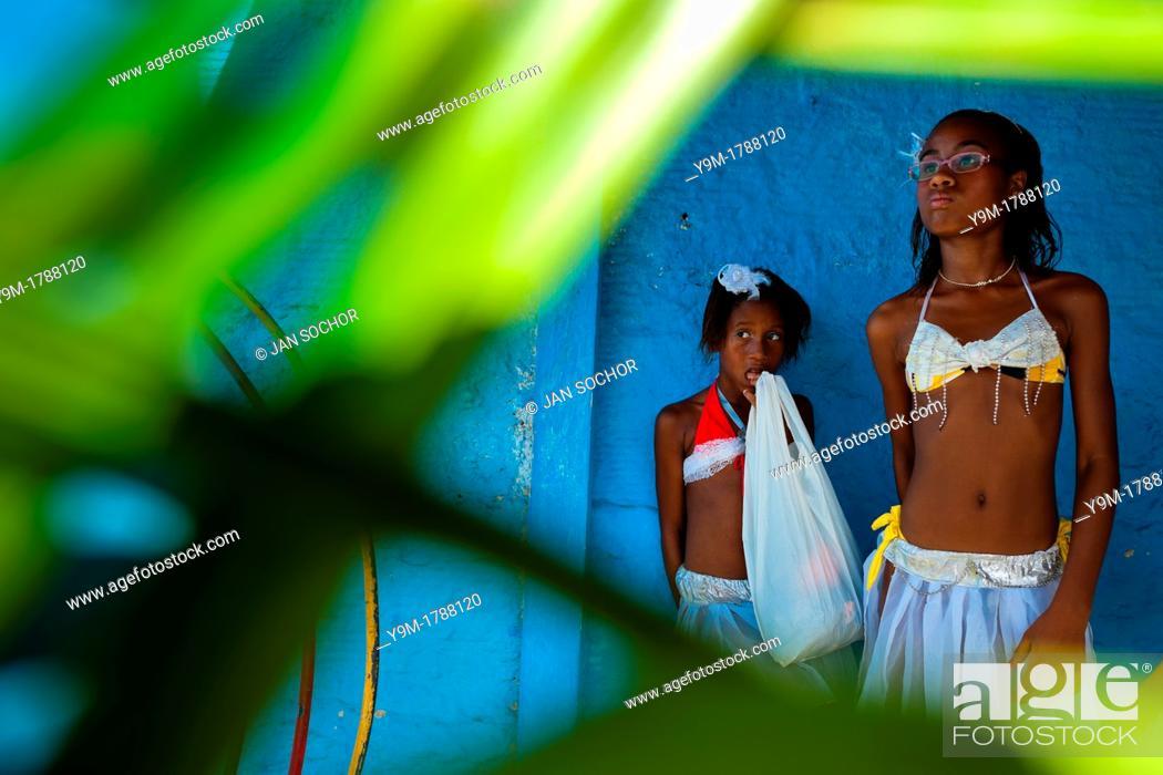 columbia girls