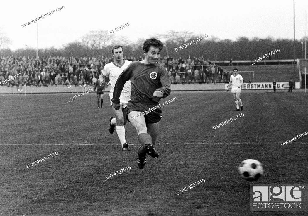 Fussball Regionalliga West Saison 1967 1968 Rot Weiss