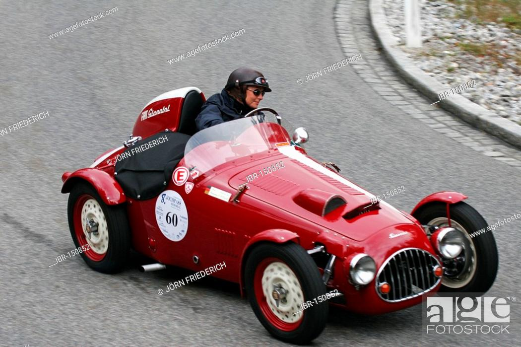 Fiat 500 Giannini Built 1939 Stock Photo Picture And Rights