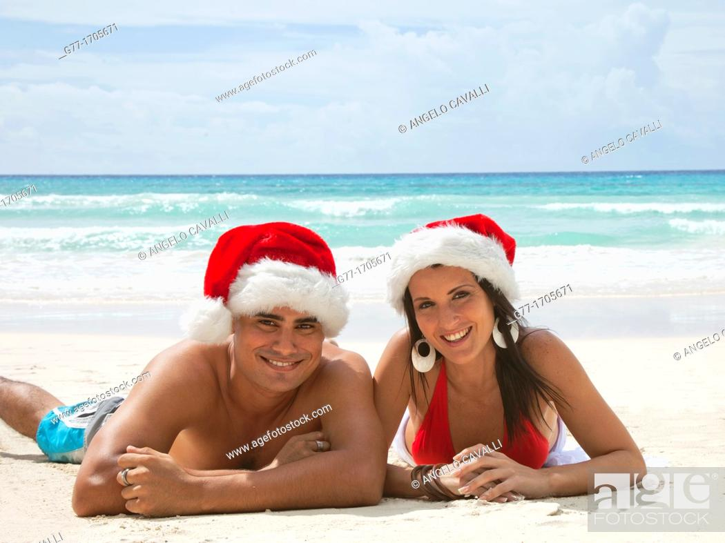 Caribbean couple