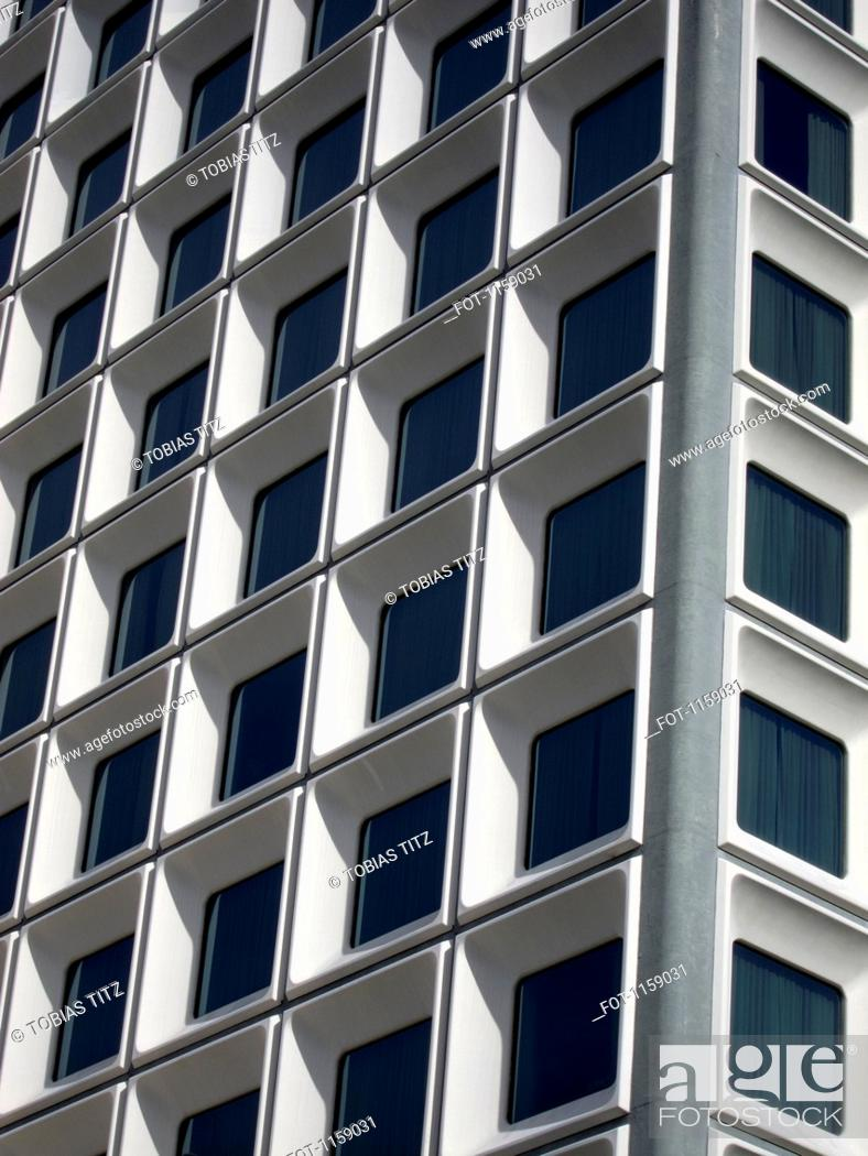 Stock Photo: Office building.