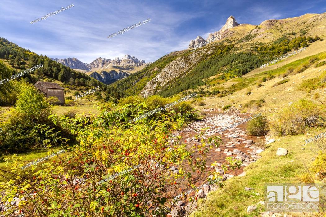 Imagen: Hecho valley, Huesca, Spain.