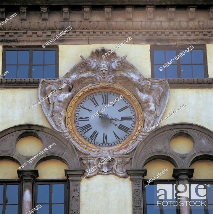 Palazzo Pretorio, by Civitali Nicolao, Civitali Matteo, 1494