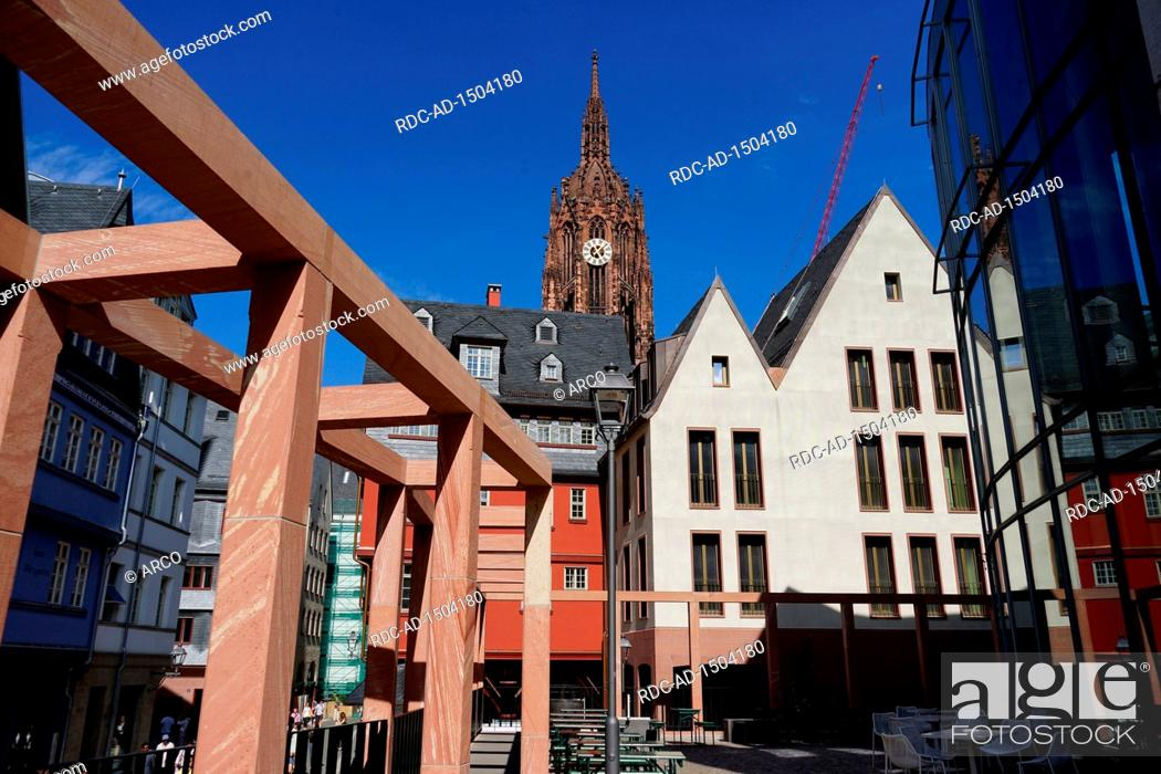 frankfurt rotes haus