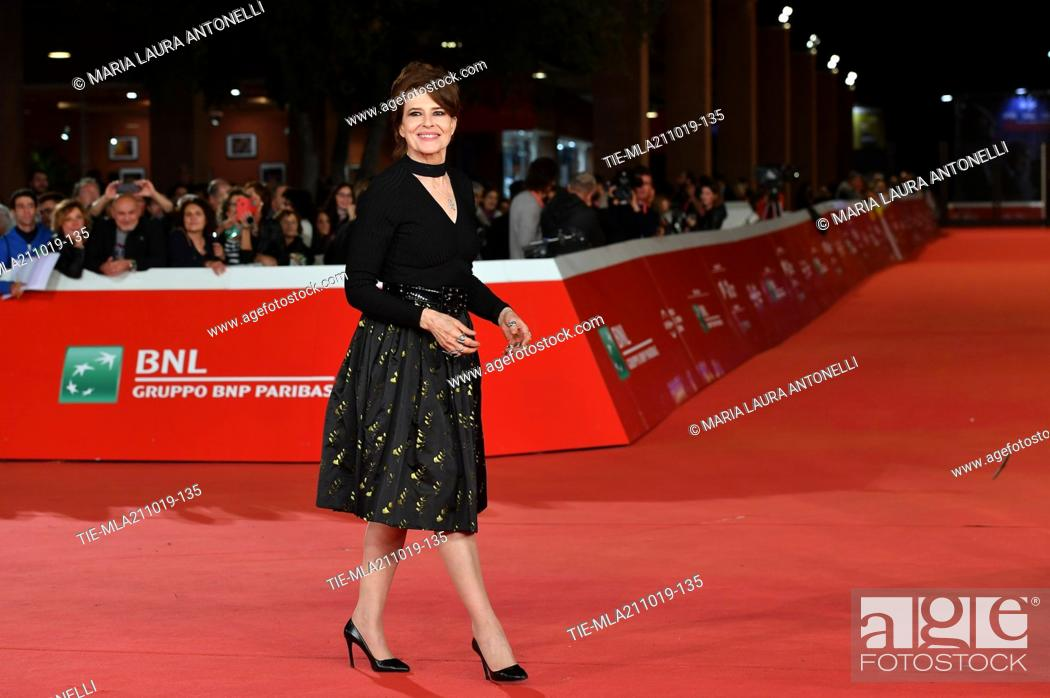 Imagen: Fanny Ardant pose for the screening of 'La Belle Epoque' at the 14th annual Rome Film Festival, in Rome, ITALY-20-10-2019.