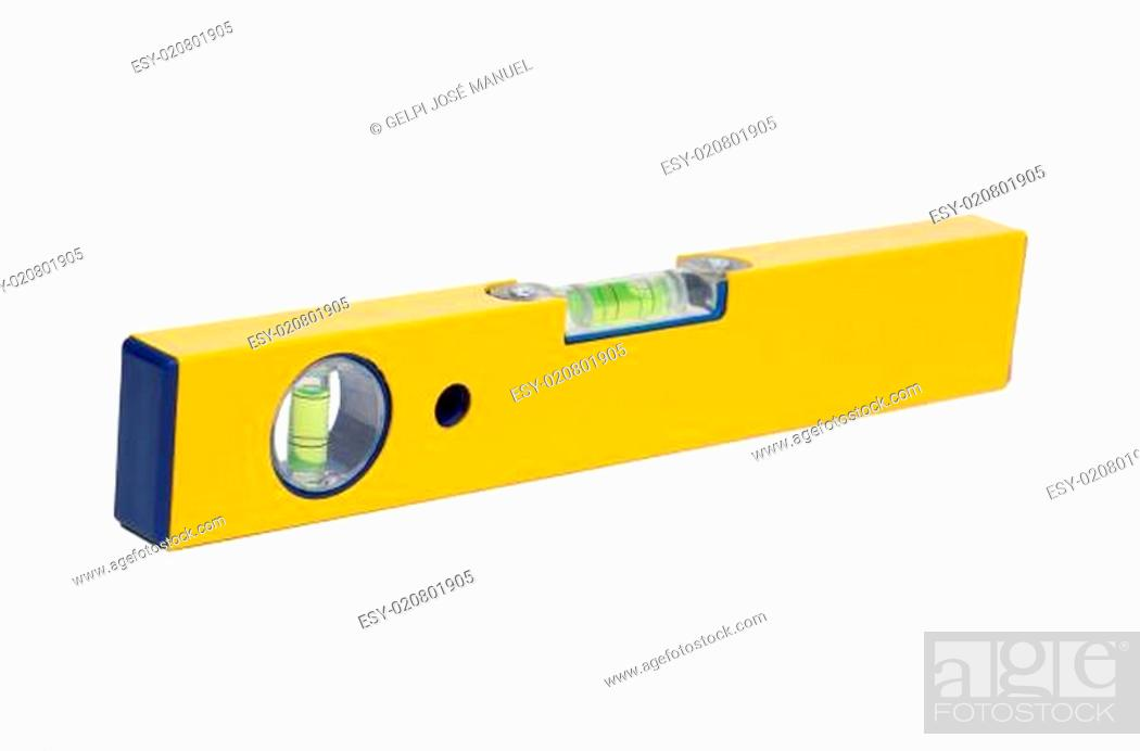 Stock Photo: Precision tool.