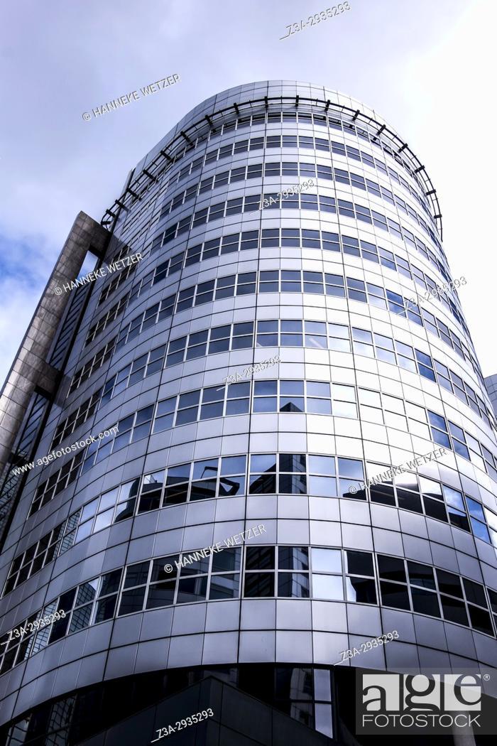 Photo de stock: W200, modern architecture in Rotterdam, the Netherlands, Europe.